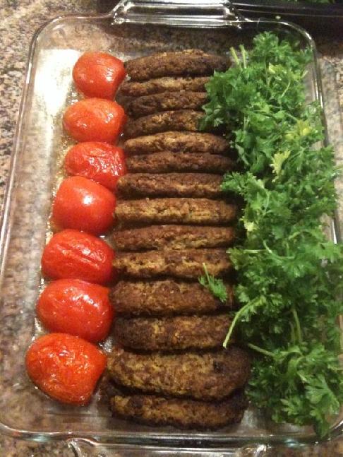Kotlet Recipe Iranian Food